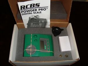 New old stock RCBS Powder Pro Digital Scale!!!! Super!!
