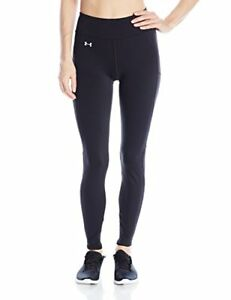 Under Armour Women's Fly-By Run Legging BlackBlack X-Large New