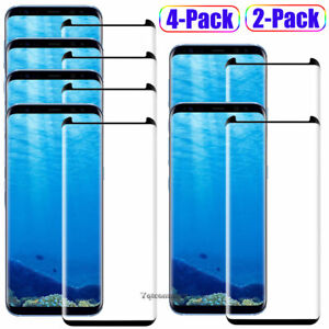 Case Friendly Tempered Glass Screen Protector Samsung Galaxy Note 9 S9 S10 Plus
