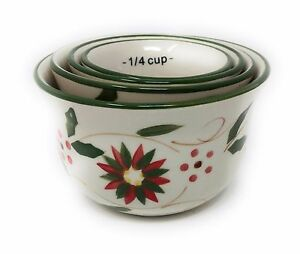 Temp tations Measuring Cups Nesting Cup Set VIVID Nestable Stacking K42700
