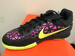 Nike Women's Zoom Cage 2 Tennis Shoe Style #705260 076