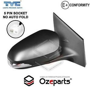 RH RHS Right Electric Door Mirror For Toyota Corolla ZRE182 Hatch 12 18 5 Pins AU $118.07