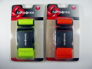 Samsonite Luggage Strap Belt Travel Accessory $10.00