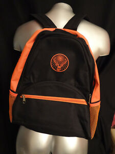Jagermeister Black & Orange  Backpack  GUC  /D6
