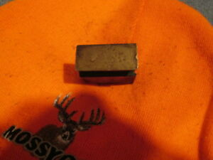 Winchester 1873 brass carrier 3840 rifle or carbine will fit 4440 good part
