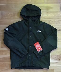 100% authentic Supreme x North Face Olive Corduroy Jacket tnf cord 3m camo #185
