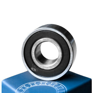 (Qty.1) 6306-2RS two side rubber seals bearing 6306-rs ball bearings 6306 rs