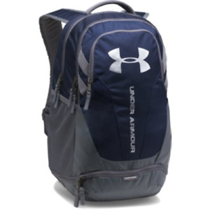 Under Armour Storm Heatgear Hustle 3.0 Backpack Midnight Navy  Graphite 1294720