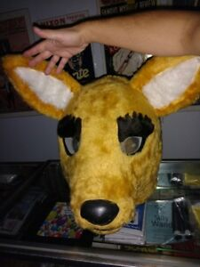 KANGAROO Mascot Costume CUTE - Halloween High Quality Theatrical Rental