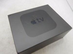 EMPTY BOX ONLY!!! Apple TV 3rd Gen (110) and 4th Gen (14) .
