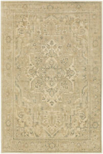 Alcott Hill Redding BeigeGray Area Rug