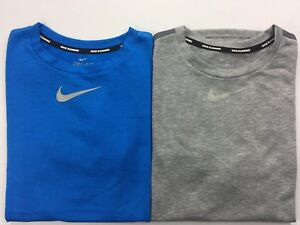 Boy's Youth Nike Dry Dri-Fit Mesh Running Shirt