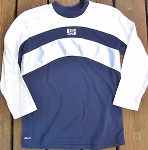 NIKE LEBRON Shirt Jersey ~ Long Sleeve ~ Nike Fit Dry ~ Youth Boys Girls Small S