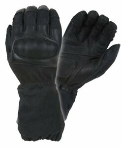 Damascus DSO150H SpecOps Tactical Gloves with Kevlar and Hard Knuckles Large