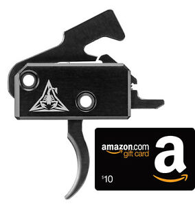 Enhanced Drop-In-Trigger Group 3.5lbs Single-Stage Curved Upgrade  - Free Gift