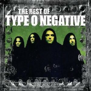 Type O Negative Best of New CD