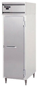 Continental Designer Line Freezer One-Section DL1F-SS