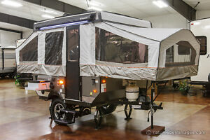 New 2018 176SE Sports Enthusiast Off Road Pop Up Fold Down Camping Trailer