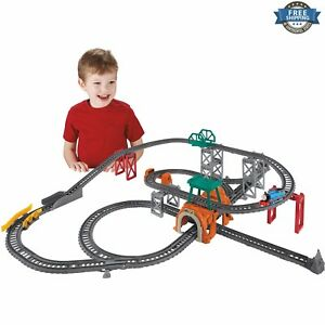Fisher-Price Thomas and amp; Friends Super Station Playset Thomas the Train