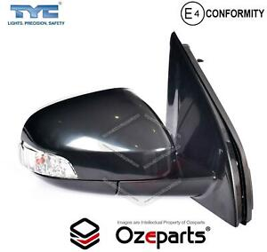 RH RHS Right Electric Door Mirror With Light No Memory Ford Falcon FG FGX 08 16 AU $89.54