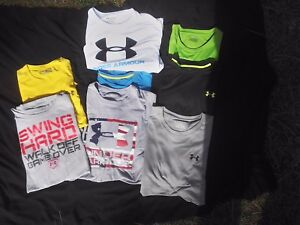 WW LK Lik€ N€W UNDER ARMOUR MENS 2XL XXL Loose HEAT GEAR SHIRT TOP TEE  lot 8