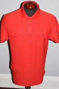NEW MENS UNDER ARMOUR GOLF POLO SHIRT RED MSRP $70 STYLE #1237654 UNDERARMOUR