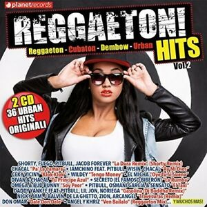 Various Artists - Reggaeton! Hits Vol 2 / Various [New CD] Italy - Import