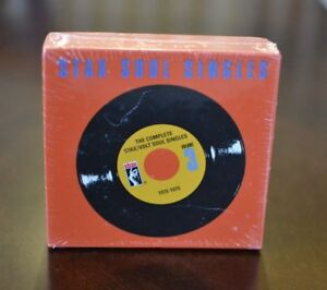The Complete Stax-Volt Soul Singles Vol. 3: 1972-1975 [Box] SEALED