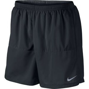 Men's Nike 5 inch Distance running gym shorts. Large. Side.Zipped pocket.BNWT