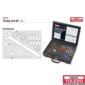TOLEDO TIMING TOOL KITS FOR Volkswagen Transporter 2.0 T4 1204-2.0L AAC 304714