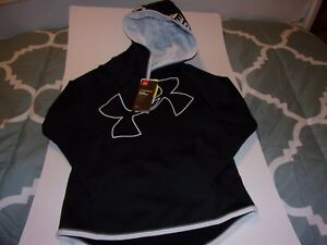 Under Armour: Girls  Youth Hoodie  Loose Fit  Water Resistant  NWT