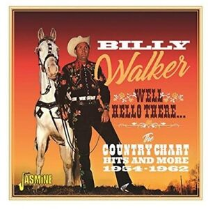 Billy Walker Hello There New CD $12.64