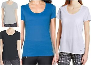 Under Armour Streaker Women's Running Short Sleeve Shirt Choose Size and Color $12.99