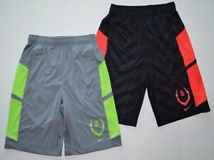Boy's Youth Nike Dry Dri-Fit Football Shorts