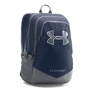 ❤ Under Armour Boys Storm Scrimmage Backpack Midnight NavyGraphite One Size Sof