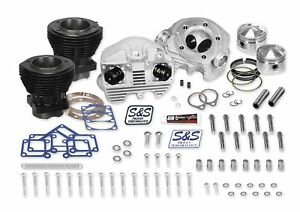 S&S Cycle 90-0098 80in. Shovelhead Top End Kit