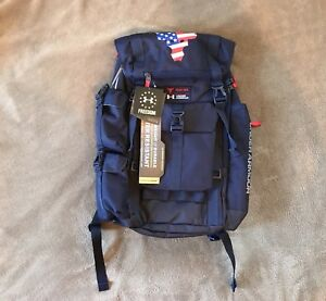 UA Under Armour Freedom Project Rock The Troops Regiment Backpack SOLD OUT WWE