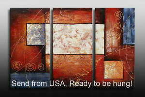 Framed oil painting on canvas Ready to be hung Free shipping Last 1 $42.99