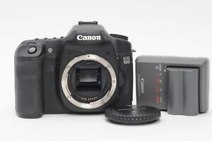 Canon EOS 50D 15.1MP Digital SLR Camera Body                                #878