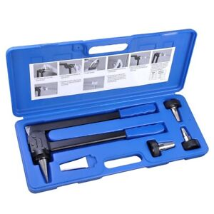 PEX Expansion Tool Kit Tube Expander with 1 2 3 4 1 Expander Heads Hard Case
