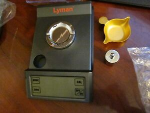 Lyman Pro-Touch 1500 Electronic Scale
