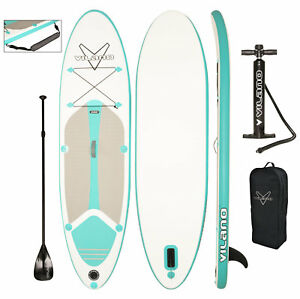 Vilano Journey 10'  Inflatable SUP Stand up Paddle Board Kit