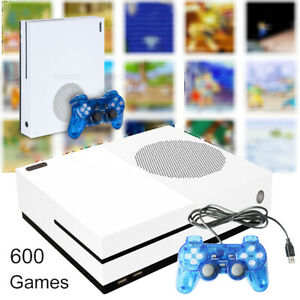 Retro Home TV Video Game Console RS-89t 32 bit 4GB Built-in 600 Games 2 Players