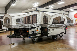 New 2017 Palomino T12STS Pop Up Slide Out Camping Trailer For Sale Never Used