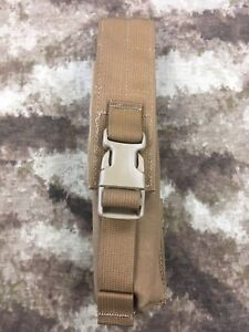 MOLLE POP Flare  Extended Mag Pouch Coyote   USMC Military Surplus