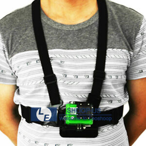 New Accessories Body Chest Strap Mount Harness for GoPro Hero 2 3 3+ 4 5 Camera