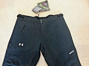 UNDER ARMOUR STORM 3 GORE-TEX Waterproof trousers XL Short leg
