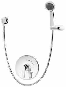 Symmons Elm Pressure Balance Hand Shower with Lever Handle