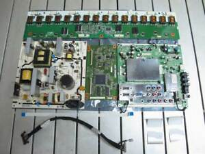 Sharp: LC-42SB45U LCD TV parts: choose the part you need