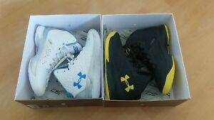 UA Under Armour Curry 1 one limited MVP pack sz-9.5